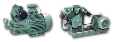 Borewell Compressor Pumps